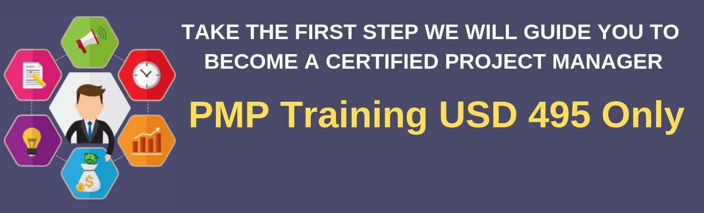 PMP Certification Online Training – Only USD495- Ulearn Systems