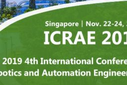2019 4th International Conference on Robotics and Automation Engineering(ICRAE 2019)