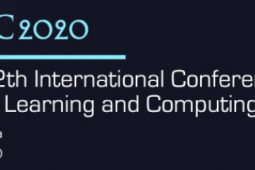 2020 12th International Conference on Machine Learning and Computing (ICMLC 2020)