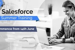 Salesforce Summer Training to Commence from 14th June
