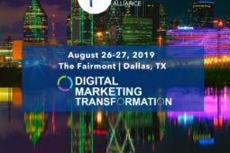 Digital Marketing Transformation Assembly in Dallas, Texas – August 2019