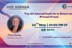 Top 20 Internal Controls to Detect and Prevent Fraud.