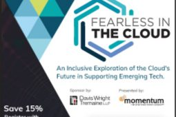 Fearless in the Cloud September 25, 2019 Seattle, WA