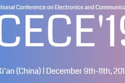 2019 2nd International Conference on Electronics and Communication Engineering(ICECE 2019)