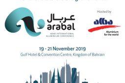 The Arab International Aluminium Conference and Exhibition (ARABAL) 2019