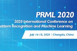 2020 International Conference on Pattern Recognition and Machine Learning (PRML 2020)