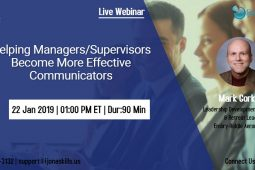 Helping Managers/Supervisors Become More Effective Communicators