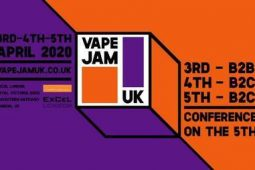 Vape Jam UK 2020 – ExCel London – 3rd To 5th April 2020