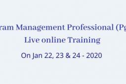PgMP Certification Training Course | PgMP Training