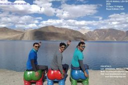 DELHI LEH SRINAGAR EXPEDITION- 12 DAYS/ 11 NIGHTS- 2020