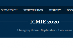 2020 4th International Conference on Measurement Instrumentation and Electronics (ICMIE 2020)