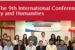2020 The 9th International Conference on Sociality and Humanities (ICOSH 2020)