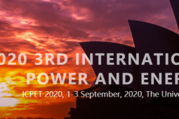 2020 3rd International Conference on Power and Energy Technology (ICPET 2020)