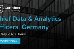 Chief Data And Analytics Officers, Germany | 5-6 May 2020, Berlin