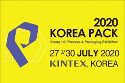 KOREA PACK 2020 (Korea Int'l Process & Packaging Exhibition)