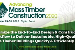 Advancing Mass Timber Construction 2020 | Digital Conference