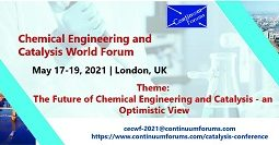 Chemical Engineering and Catalysis World Forum