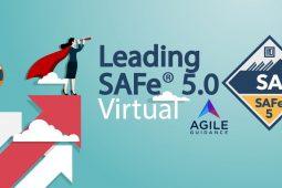 Leading SAFe with SAFe® 5.0 Agilist Certification – Virtual