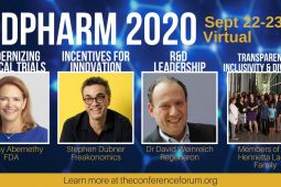 DPHARM: Disruptive Innovations in Clinical Trials – September 22-23, 2020 – Virtual