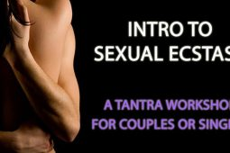 Intro to Sexual Ecstasy: Online Tantra Workshop for Singles & Couples