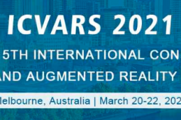 2021 the 5th International Conference on Virtual and Augmented Reality Simulations (ICVARS 2021)