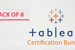 Pack of 8 – Tableau Certification Bundle