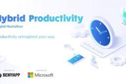 Hybrid Productivity Digital Hackathon sponsored by Microsoft