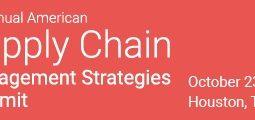 4th American Supply Chain Management Strategies Summit   23 – 24 August 2021   Houston