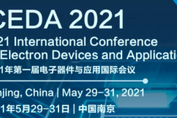 2021 International Conference on Electron Devices and Applications (ICEDA 2021)