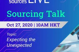 Global Sources Live – Sourcing Talk: Expecting the Unexpected