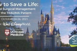 IR and Surgical Management of the Trauma Patient at Disney October 24-26, 2021
