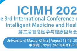 2021 The 3rd International Conference on Intelligent Medicine and Health (ICIMH 2021)