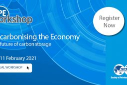 SPE Virtual Workshop: Decarbonising the Economy – The Future of Carbon Storage, 9-11 Feb 2021 Online