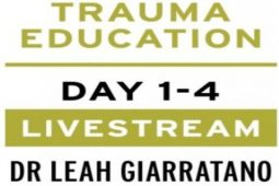 Practical trauma informed interventions with Dr Leah Giarratano on 16-17 and 23-24 September 2021 EU – Antwerp