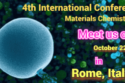 4th International Conference on Materials Chemistry