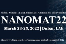 Global Summit on Nanomaterials: Applications and Properties