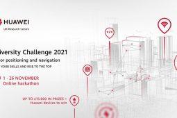 Huawei UK University Challenge 2021