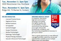 Westmed Open House Hiring Event!